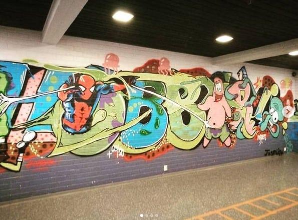 graffitipaja
